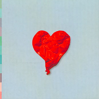 808'S & HEARTBREAK BY WEST,KANYE (CD)